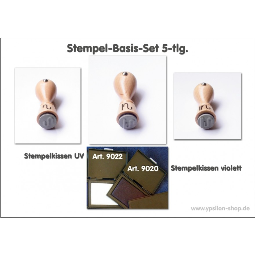 Stempel Basis Set 5 tlg.