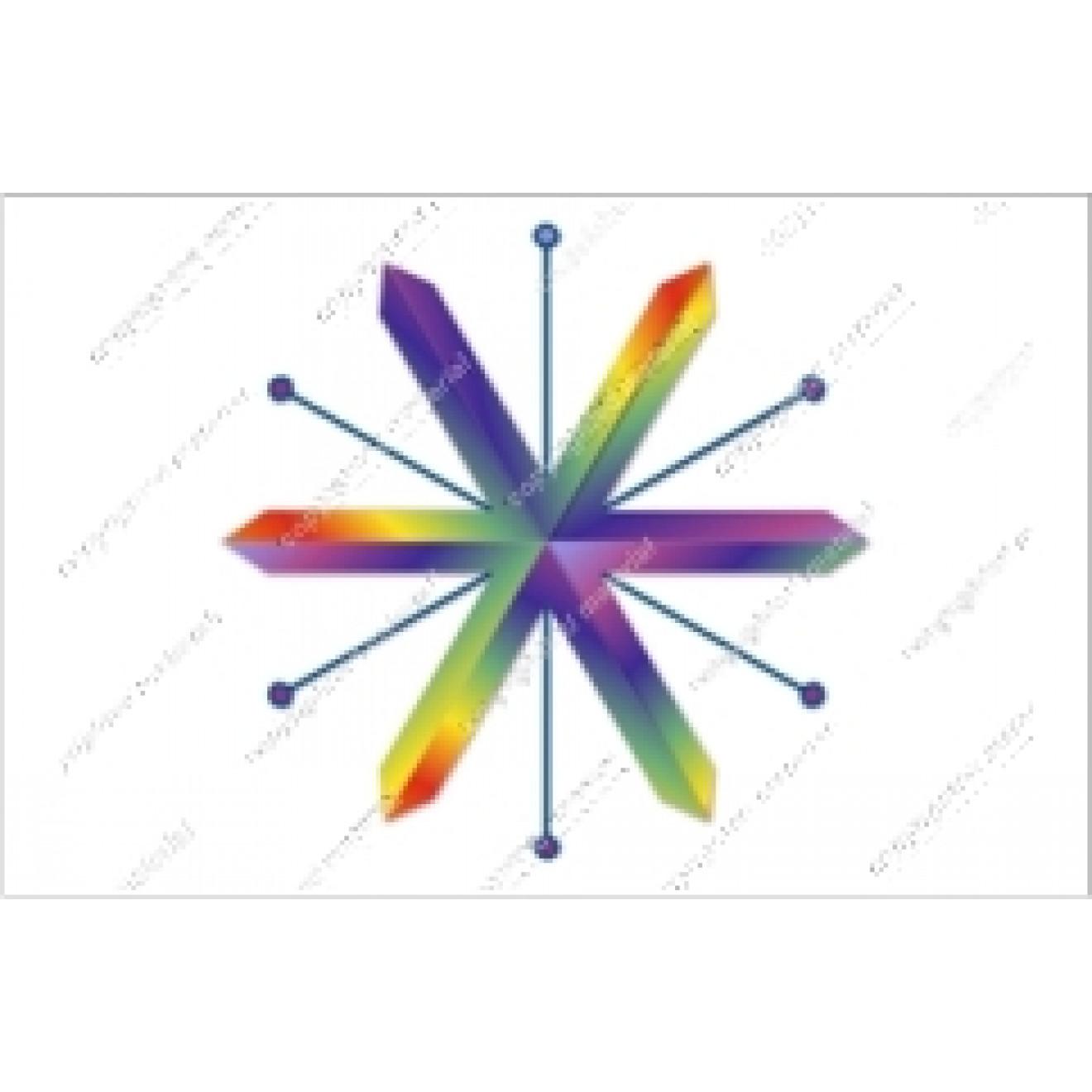 arbeitskarte acbahum regenbogen ypsilon shop produkte f r die praxisorientierte neue. Black Bedroom Furniture Sets. Home Design Ideas